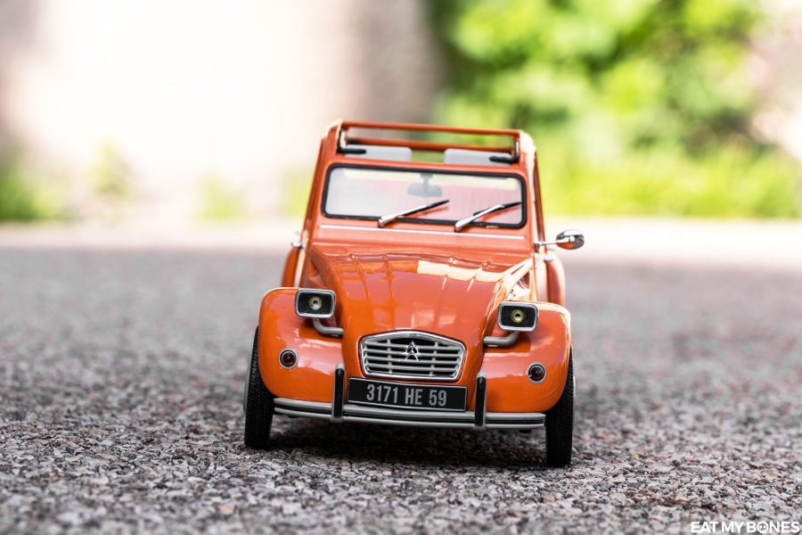 A Citroën 2CV for us